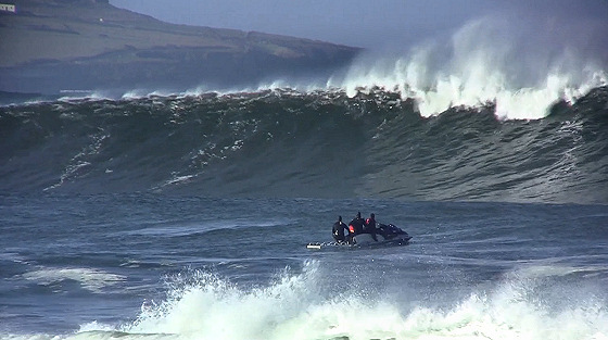 Mullaghmore Head: big in Ireland