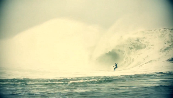 Mullaghmore: where surfing is always XXL