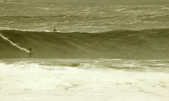 Mullaghmore Head: big wave nightmare