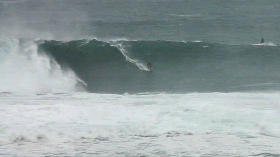 Mullaghmore Head: the best of Irish big wave surfing
