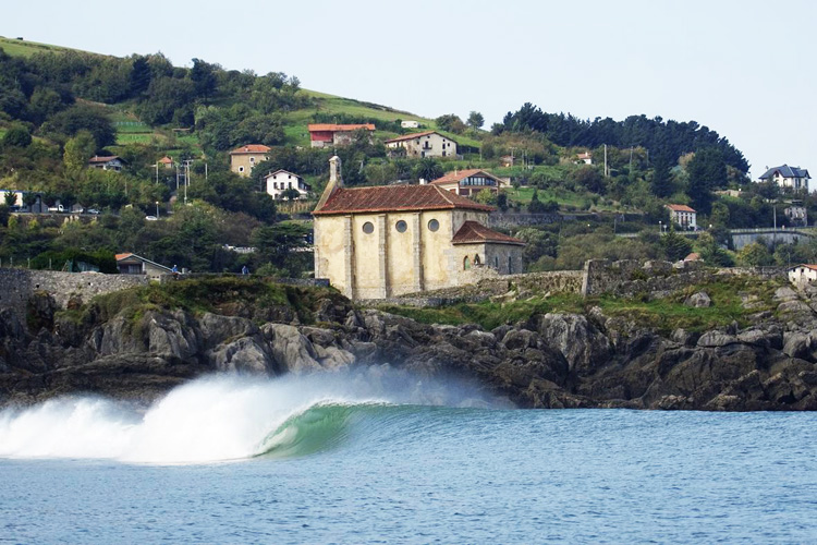 Mundaka: breaking bad