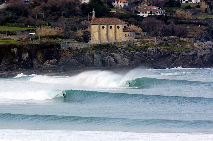 Mundaka: the endless barrels are gone