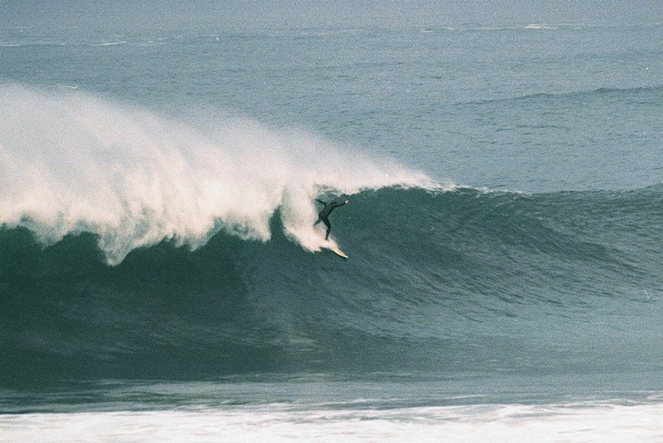 Mundaka: a rare drop into perfection | Photo: Jose de la Mar