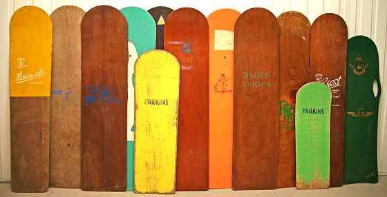 The Museum of British Surfing