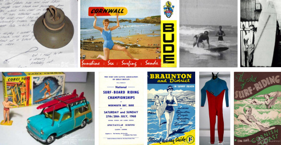 Museum of British Surfing: we want to ride the 1929 finless surfboard