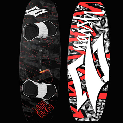 Naish kiteboards: one day they will not need to waste money with professional designers