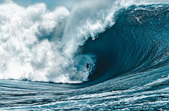 Nathan Fletcher: a nightmare in Teahupoo