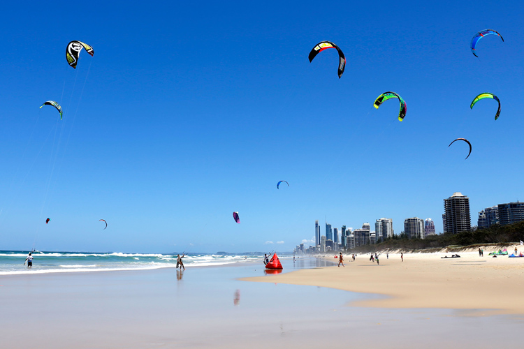 National Kiteboarding League: hitting Australia and New Zealand | Photo: NKL