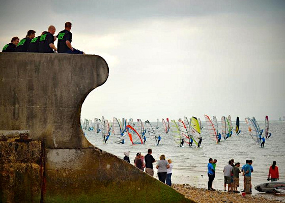 National Windsurfing Festival: the perfect scenario for the windsurf circus