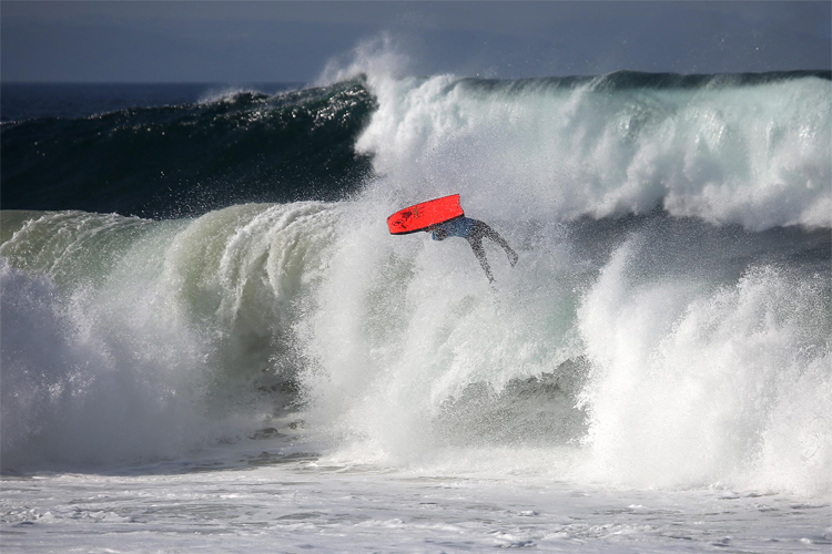 Nazaré Pro: the event that crowns world champions