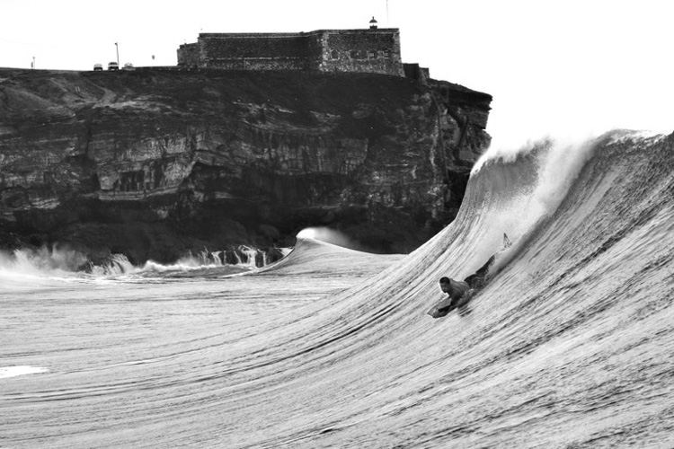 Praia do Norte: the world's best bodyboarders compete in Nazaré | Photo: APB