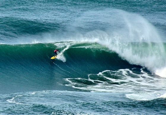 Nelscott Reef Big Wave Classic: the power of Oregon