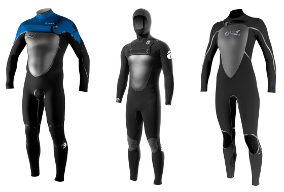 Wetsuit: neoprene supremacy in the surf industry