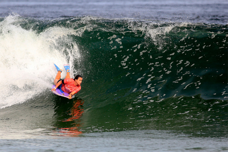Brazilian bodyboarding adopts equal prize money for men and women
