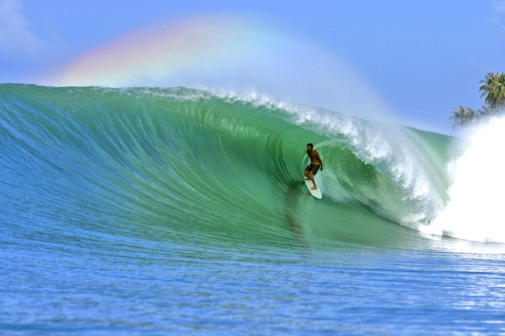 Nias: the perfect barrels of Indonesia | Photo: Surf Camp Nias