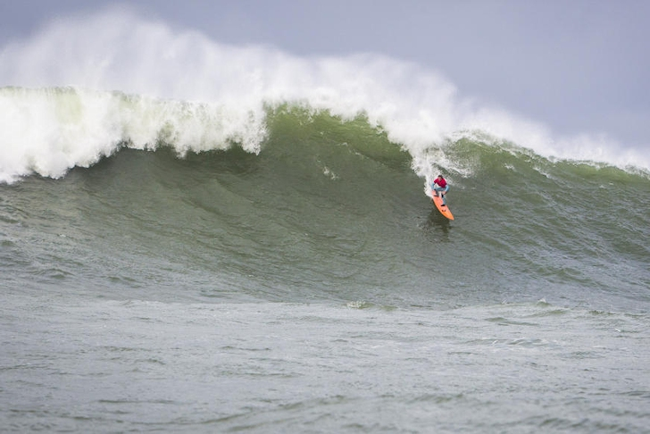 Nic Lamb: he will always go | Photo: ASP/Damien Poullenot