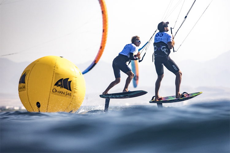 Nicolas Parlier: the 2017 Formula Kite World Championships | Photo: Bromwich/IKA