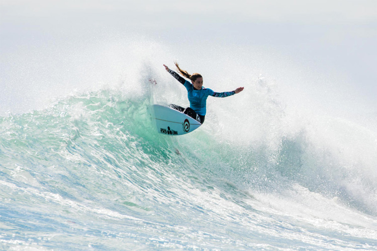 Nikki van Dijk: she was coached by Martin Dunn | Photo: Dunbar/WSL
