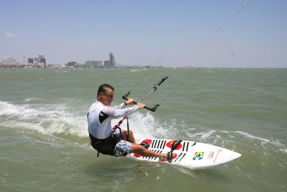 Kiteboarding is still divided by two walls: PKRA and KPWT