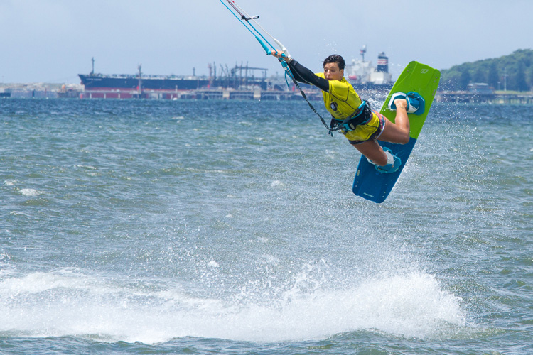 National Kiteboarding League: Freestyle and Wave specialists head to the Gold Coast | Photo: NKL