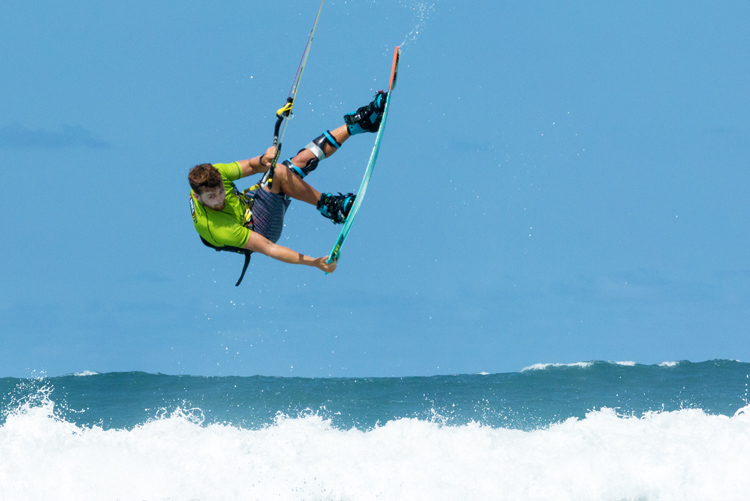 NKL Series: featuring Australia and New Zealand's best male and female kiteboarders | Photo: NKL