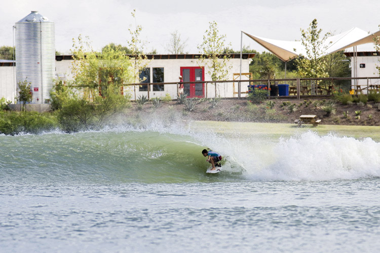 NLand Surf Park: America's first surf pool is located in Austin, Texas