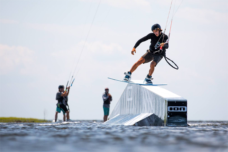 Triple-S Invitational: the world's most prestigious wakestyle kiteboarding event | Photo: Triple-S Invitational