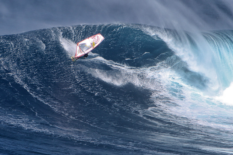 Morgan Noireaux: tackling the power of Jaws