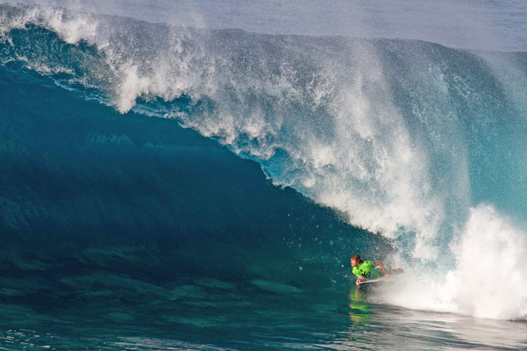 Bodyboarding: the Nomad Big Wave Awards will honor the fearless | Photo: Specker