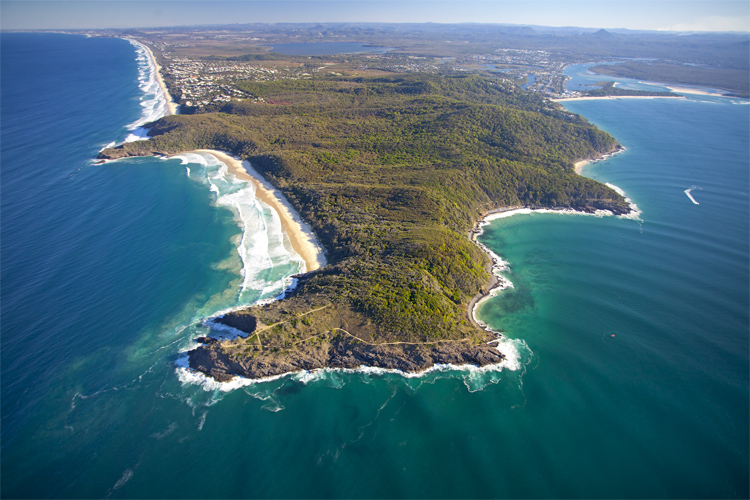 Noosa: the 10th World Surfing Reserve