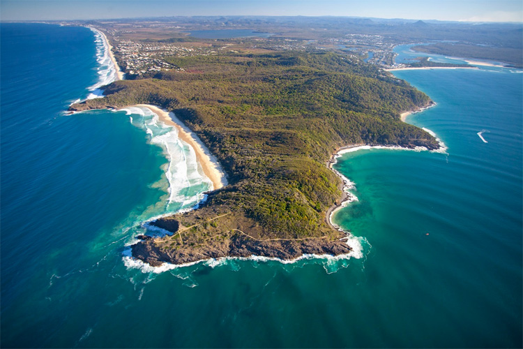 Noosa: the 10th World Surfing Reserve | Photo: Save The Waves Coalition