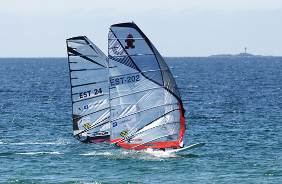 2010 Nordic Formula Windsurfing Championship: in Norway, but without snow
