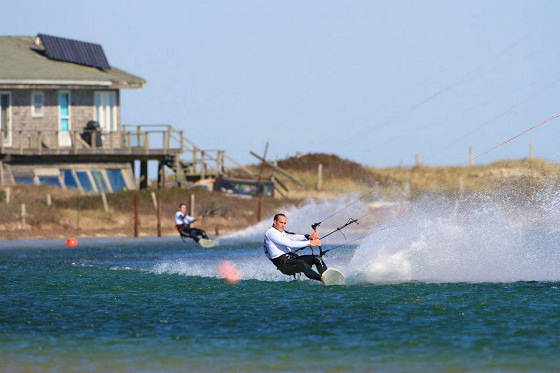 2011 North American Speed Sailing Invitational: only 12 riders were invited to the party