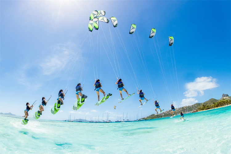 North Kiteboarding Academy: instructional videos that will improve your skills | Photo: JT Pro Center