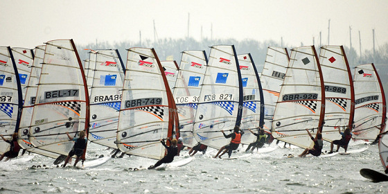 North Sea Cup: a very crowded comp