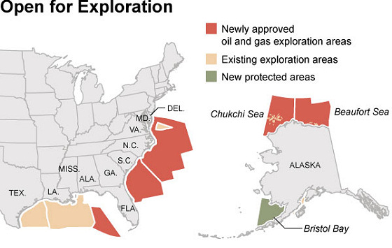 Obama oil drilling plan: not the answer