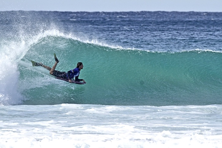 2014 NSW Bodyboard State Titles: long walls ahead