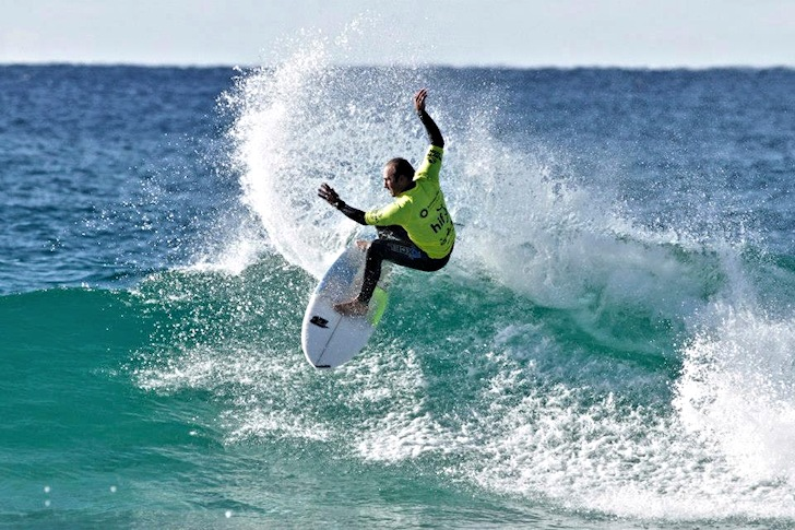 HIF NSW Surfmasters Titles 2014: power and experience