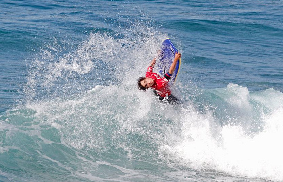 2013 NSW Bodyboard State Titles: the magic of Soldier Beach