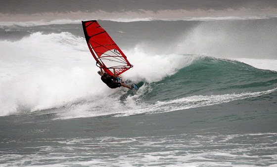 NSW Wavesailing: competitive windsurfing in Australia