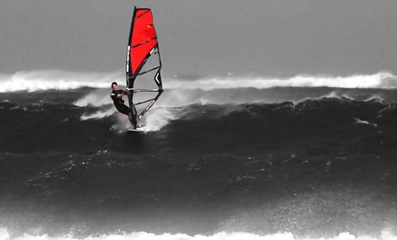 NSW Wavesailing Series: great rides, strong winds