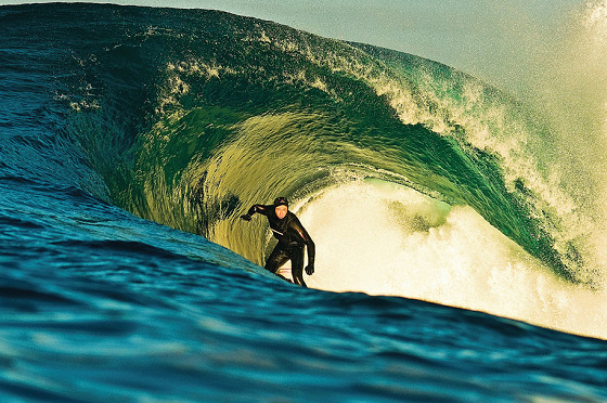Numb: great name for a surf book with endless barrels