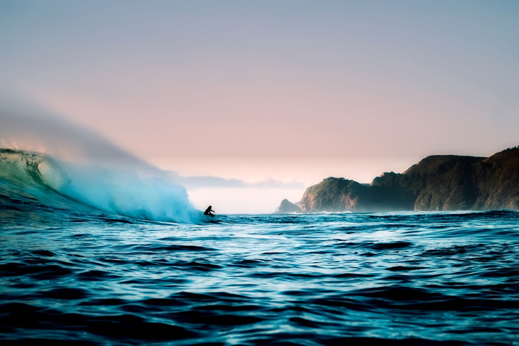 New Zealand: a country with plenty of quality waves | Photo: Creative Commons