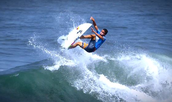 Oakley Pro Bali: the land of ramps