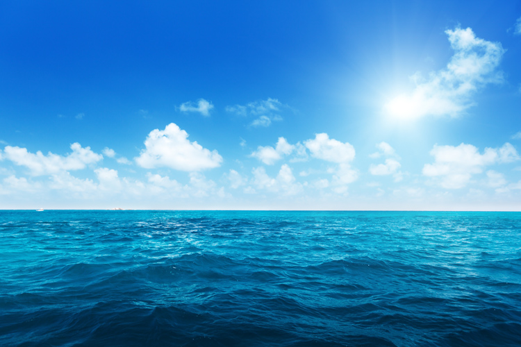 Oceans: 90 percent is still unmapped | Photo: Shutterstock