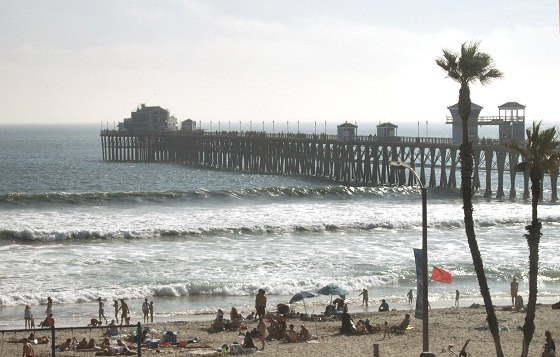 Oceanside: Californian spirit