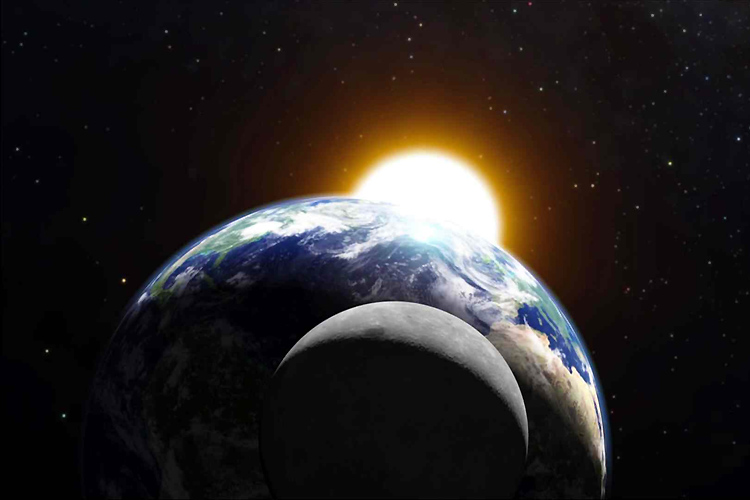 Sun, Moon and Earth: the tidal variables