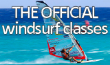 The best official windsurfing classes