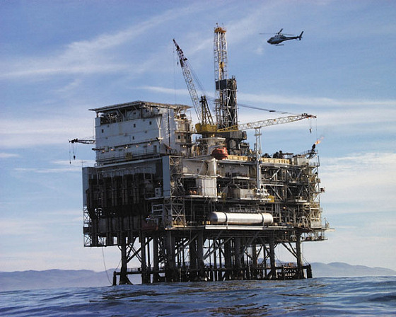 Offshore drilling: in the future this will be considered disgusting