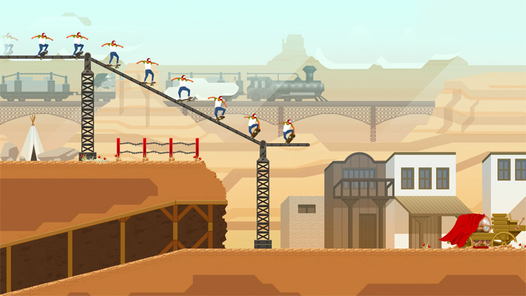 OlliOlli2: Welcome to Olliwood (2015)